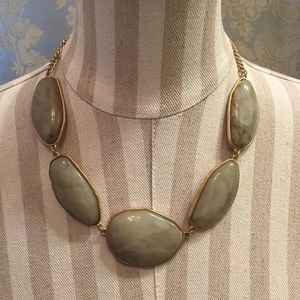New Ann Taylor Mint Green Necklace